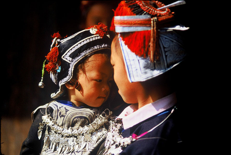 Miao Minorities, China