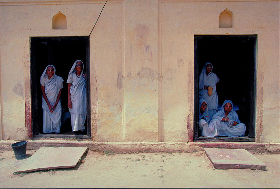 Widows Home, India